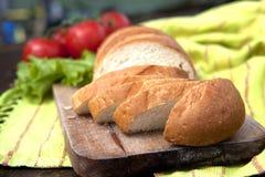 Pan fresco en el vector Fotos de archivo libres de regalías