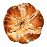 Pan fresco redondo Foto de archivo