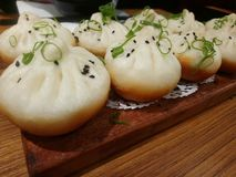 Pan Fried Bun images stock