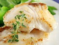 Pan Fried Fish