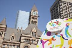 Pan Am Games Toronto 2015 Stockbild