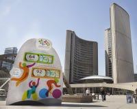 Pan Am games 2015 Toronto Stock Photography