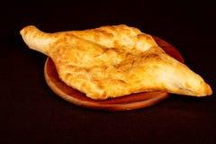 Pan georgiano - Lavash fotografía de archivo