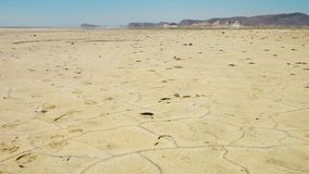 Pan of the Great Salt Desert, Iran