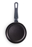 Pan with handle isolated Royalty Free Stock Photos