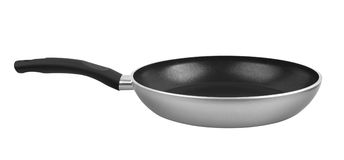 Pan with handle Royalty Free Stock Photo