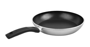 Pan with handle Royalty Free Stock Photos
