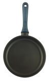 Pan with handle, top view Stock Images