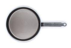 Pan with handle Stock Photo