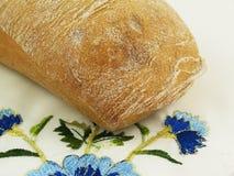 Pan hecho en casa foto de archivo