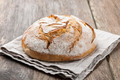 Pan hecho en casa Imágenes de archivo libres de regalías