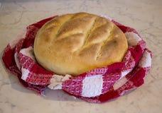 Pan hecho en casa Imagen de archivo libre de regalías
