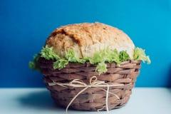 Pan hecho en casa Fotos de archivo