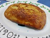 Pan hecho en casa delicioso Fotografía de archivo