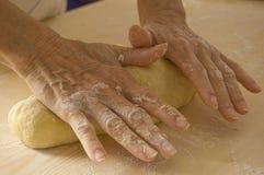 Pan hecho a mano Imagen de archivo libre de regalías