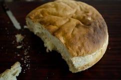 Pan hecho a mano Foto de archivo libre de regalías