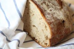 Pan hecho a mano Fotografía de archivo libre de regalías
