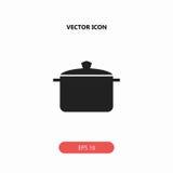 Pan  icon Stock Image