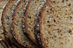 Pan integral rebanado fotografía de archivo