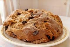 Pan irlandés del pan de la soda Foto de archivo libre de regalías