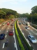 Pan Island Expressway Stock Fotografie