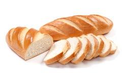 Pan largo blanco foto de archivo