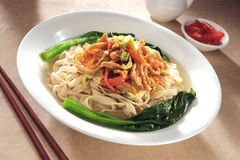 Pan Mee Stock Images