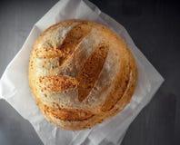 Pan multi del grano Imagenes de archivo