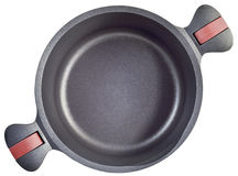 Pan with non-stick surface Royalty Free Stock Photos