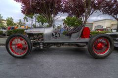 1930 pan pacific road race car Stock Photography