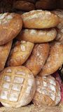 Pan polaco tradicional viejo Foto de archivo libre de regalías