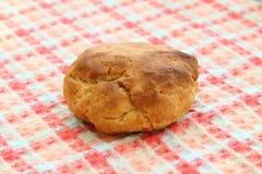 Pan recientemente cocido al horno. Imágenes de archivo libres de regalías