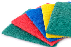 Pan scourers Royalty Free Stock Photography