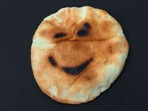 Pan sonriente Imagen de archivo libre de regalías