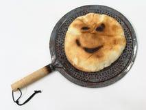 Pan sonriente Foto de archivo