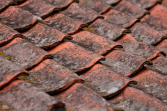 Pan tiles Stock Photo