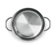 Pan, top view vector object Stock Images