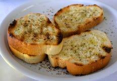 Pan tostado Fotografía de archivo libre de regalías