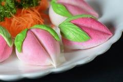 Pan tradicional chino foto de archivo libre de regalías