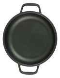 Pan with two handles Stock Photos