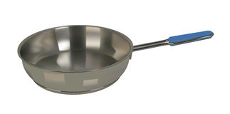 Pan. Vector realistic pan on white background Royalty Free Stock Photo