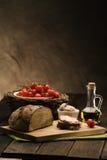 Pan y coronilla Foto de archivo