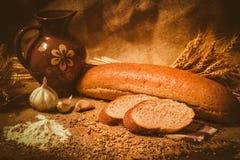 Pan y despido Fotografía de archivo