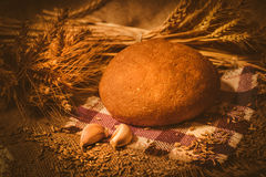 Pan y despido Foto de archivo