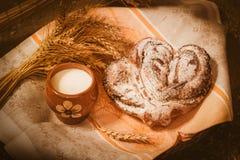 Pan y despido Imágenes de archivo libres de regalías