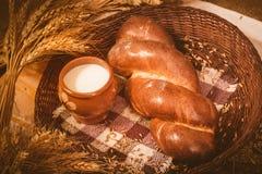 Pan y despido Imagenes de archivo