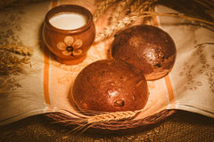 Pan y despido foto de archivo libre de regalías