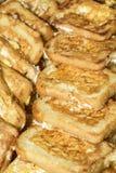 Pan y rebanada de la tostada Imagen de archivo