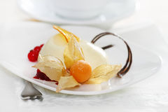 Panacotta Stock Photography
