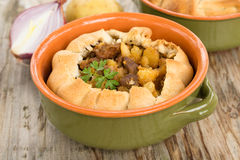 Panadas, Sardisch Voedsel Royalty-vrije Stock Afbeelding